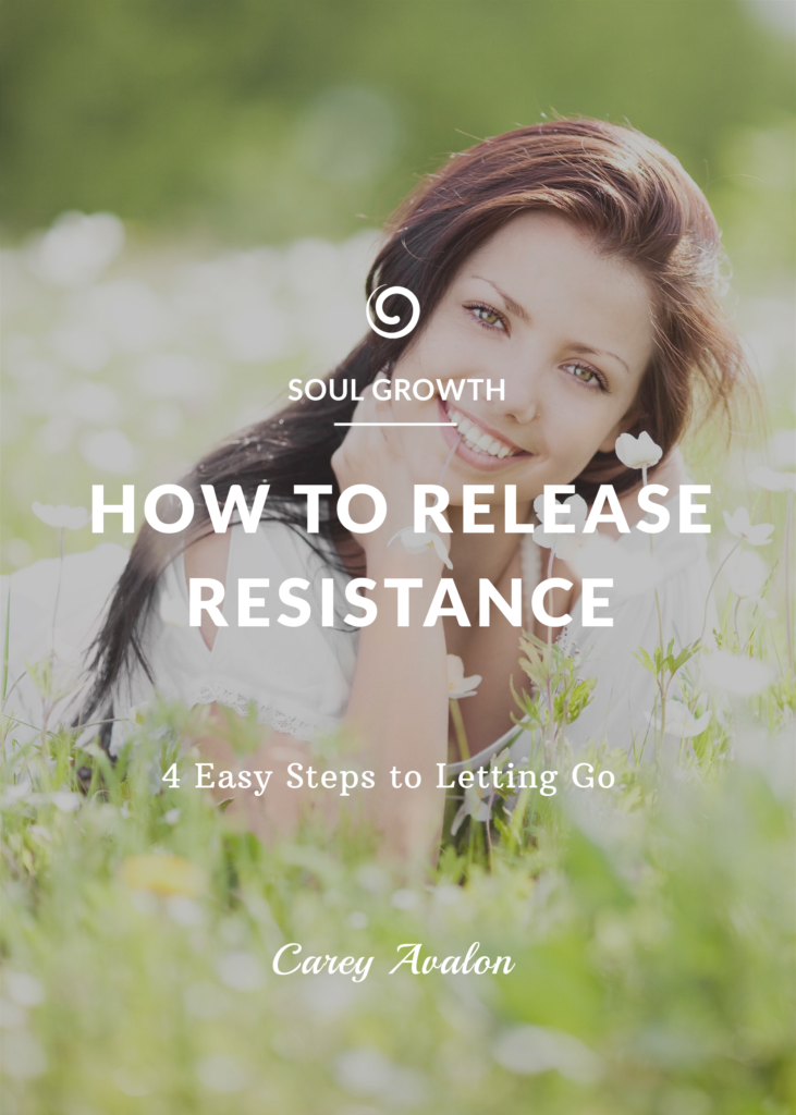 How to release resistance