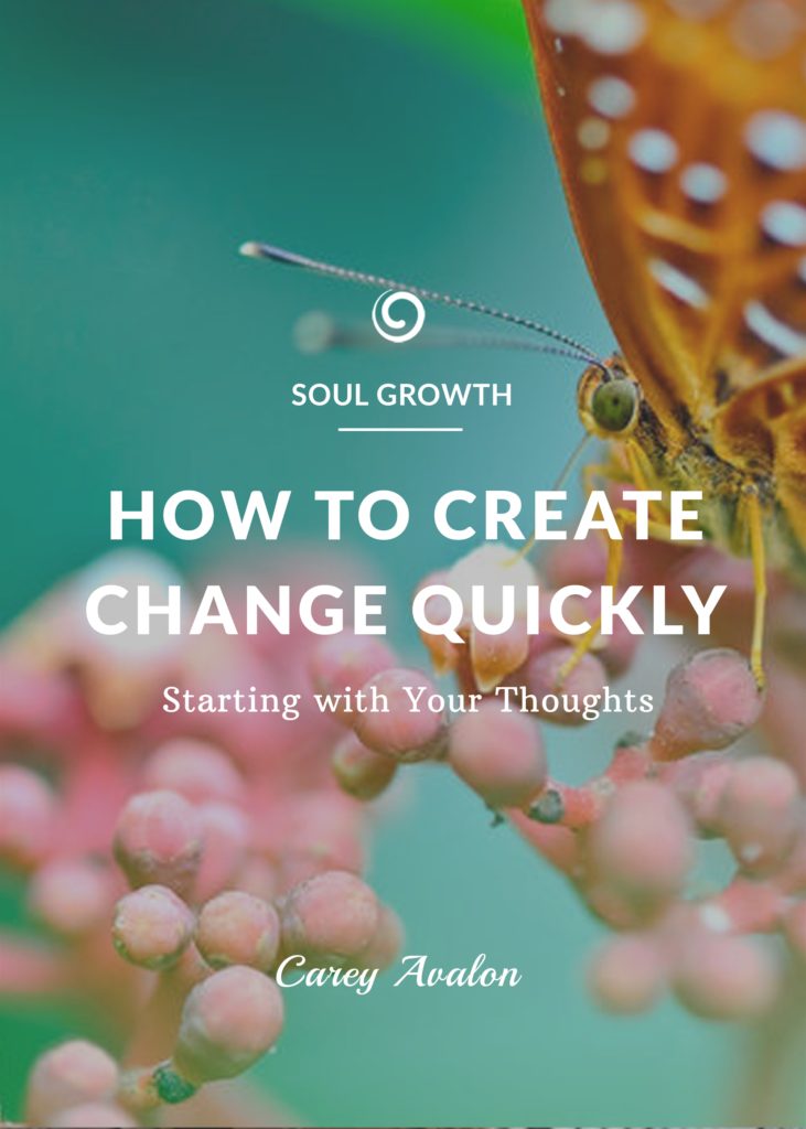 how to create change quickly