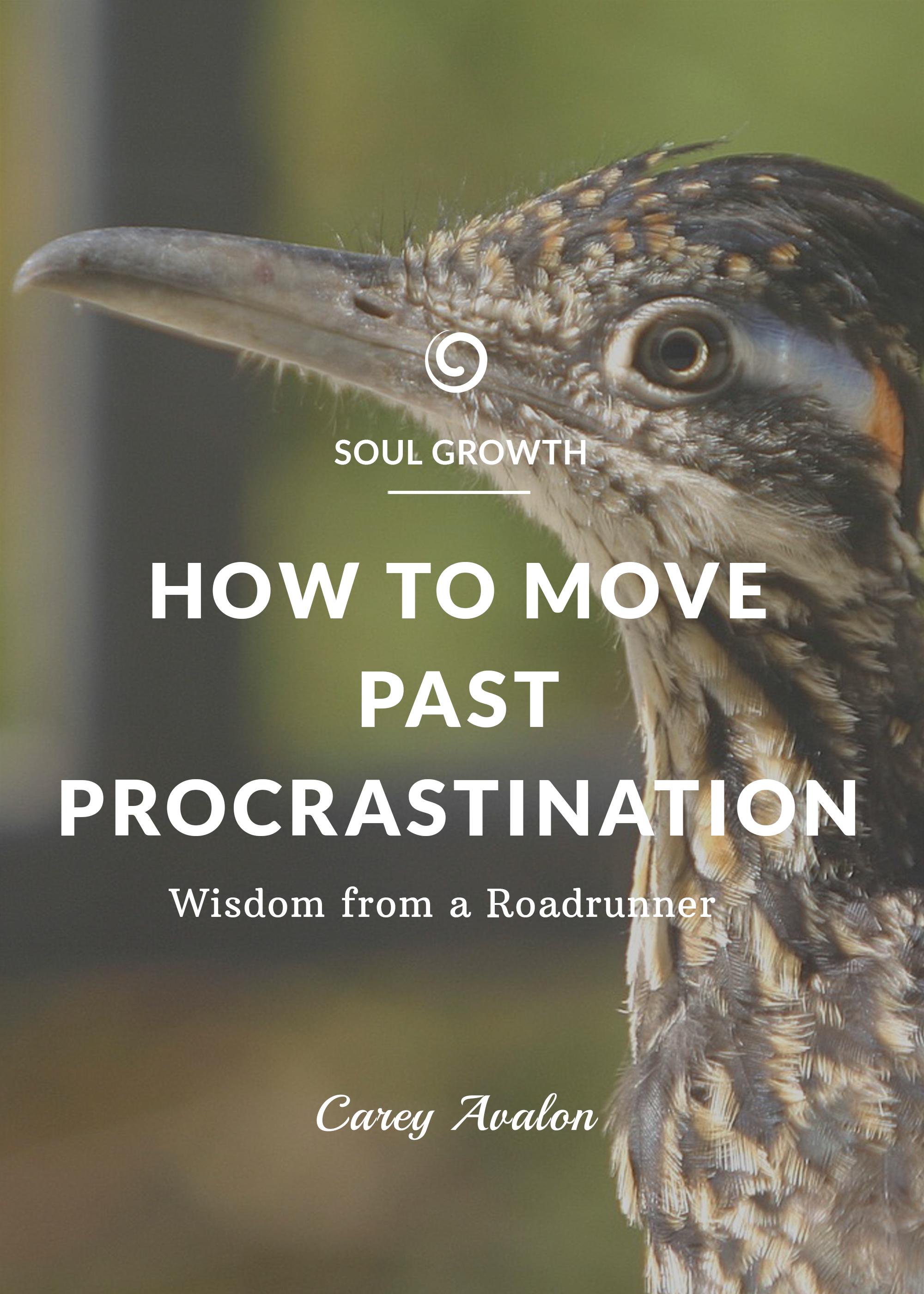 How to Move Past Procrastination